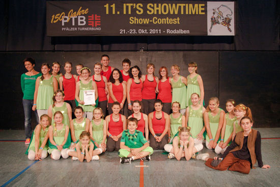 It´s Showtime Sieger am 23.10.2011